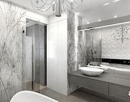 oryginalna łazienka - zdjęcie od ARTDESIGN architektura wnętrz
