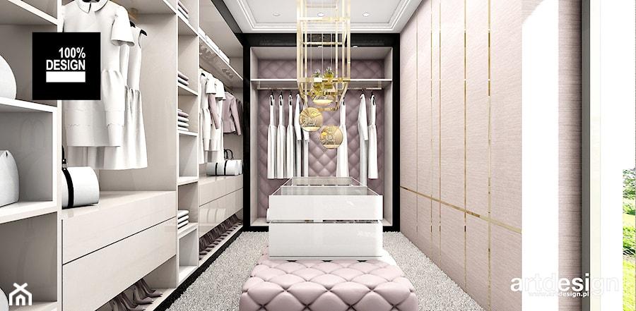 Aranżacje wnętrz - Garderoba: IT IS LIKE OXYGEN | III | Wnętrza domu - Średnia garderoba z oknem oddzielne pomieszczenie, styl nowoczesny - ARTDESIGN architektura wnętrz. Przeglądaj, dodawaj i zapisuj najlepsze zdjęcia, pomysły i inspiracje designerskie. W bazie mamy już prawie milion fotografii!