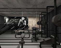 Fitness+w+domu+-+zdj%C4%99cie+od+ARTDESIGN+architektura+wn%C4%99trz