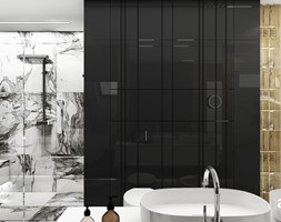 efektowna łazienka - zdjęcie od ARTDESIGN architektura wnętrz