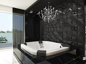 Domowe spa z jacuzzi i sauną - zdjęcie od ARTDESIGN architektura wnętrz