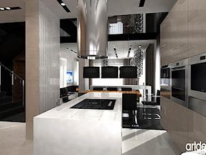 Authentic - projekt wnętrza domu