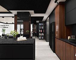 kuchnia+w+apartamencie+-+zdj%C4%99cie+od+ARTDESIGN+architektura+wn%C4%99trz