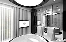 projektowanie salonu kąpielowego - zdjęcie od ARTDESIGN architektura wnętrz
