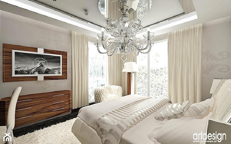 Luksusowe Sypialnia Projekty Zdjęcie Od Artdesign