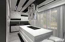 aranżacja luksusowej kuchni - zdjęcie od ARTDESIGN architektura wnętrz