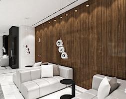 Aranżacja poczekalni - zdjęcie od ARTDESIGN architektura wnętrz - Homebook
