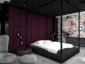 ARTDESIGN HOME COCKTAIL   Sypialnia z łazienką