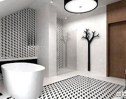 projekt nowoczesnej łazienki - zdjęcie od ARTDESIGN architektura wnętrz - Homebook