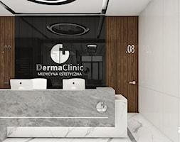 Projekt recepcji w klinice - zdjęcie od ARTDESIGN architektura wnętrz - Homebook