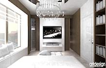 aranżacje sypialni - zdjęcie od ARTDESIGN architektura wnętrz
