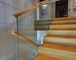 Betonovo - Schody, styl nowoczesny - zdjęcie od Art-Deko Anna Lachmann Pracownia Projektowa
