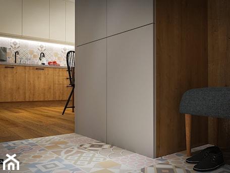 Aranżacje wnętrz - Hol / Przedpokój: Skandynawski retro mix - Hol / przedpokój, styl skandynawski - JedyneTakieWnętrza. Przeglądaj, dodawaj i zapisuj najlepsze zdjęcia, pomysły i inspiracje designerskie. W bazie mamy już prawie milion fotografii!