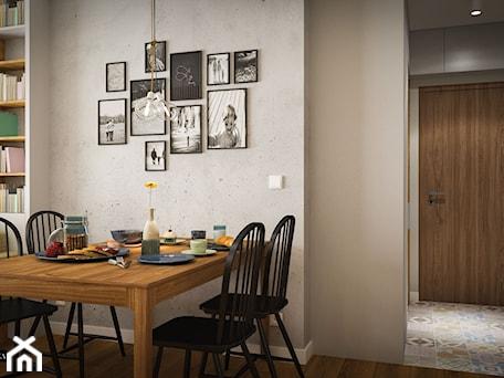 Aranżacje wnętrz - Jadalnia: Skandynawski retro mix - Jadalnia, styl skandynawski - JedyneTakieWnętrza. Przeglądaj, dodawaj i zapisuj najlepsze zdjęcia, pomysły i inspiracje designerskie. W bazie mamy już prawie milion fotografii!