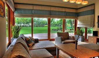 ŚLIWIŃSKA DECO Studio dekoracji okien - Architekci & Projektanci wnętrz