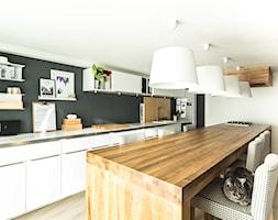 Kuchnia w garażu - Jaworzno - stan obecny - zdjęcie od Bednarski - Usługi Ogólnobudowlane - Homebook