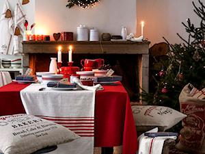 Dekoracja świąteczna w stylu skandynawskim