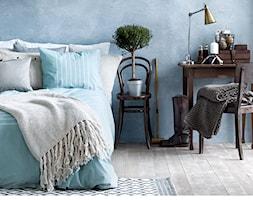 katalog wiosna 2015 - Średnia sypialnia małżeńska, styl prowansalski - zdjęcie od H&M Home