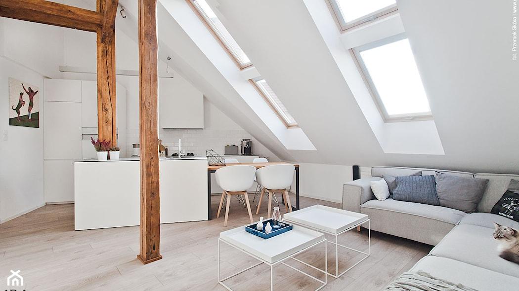 Ogromnie Jakie okna dachowe? Wybieramy najlepsze okna na poddasze - homebook UJ23