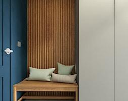 Mieszkanie we Wrocławiu - Hol / przedpokój, styl nowoczesny - zdjęcie od Superpozycja Architekci Dominika Trzcińska - Homebook
