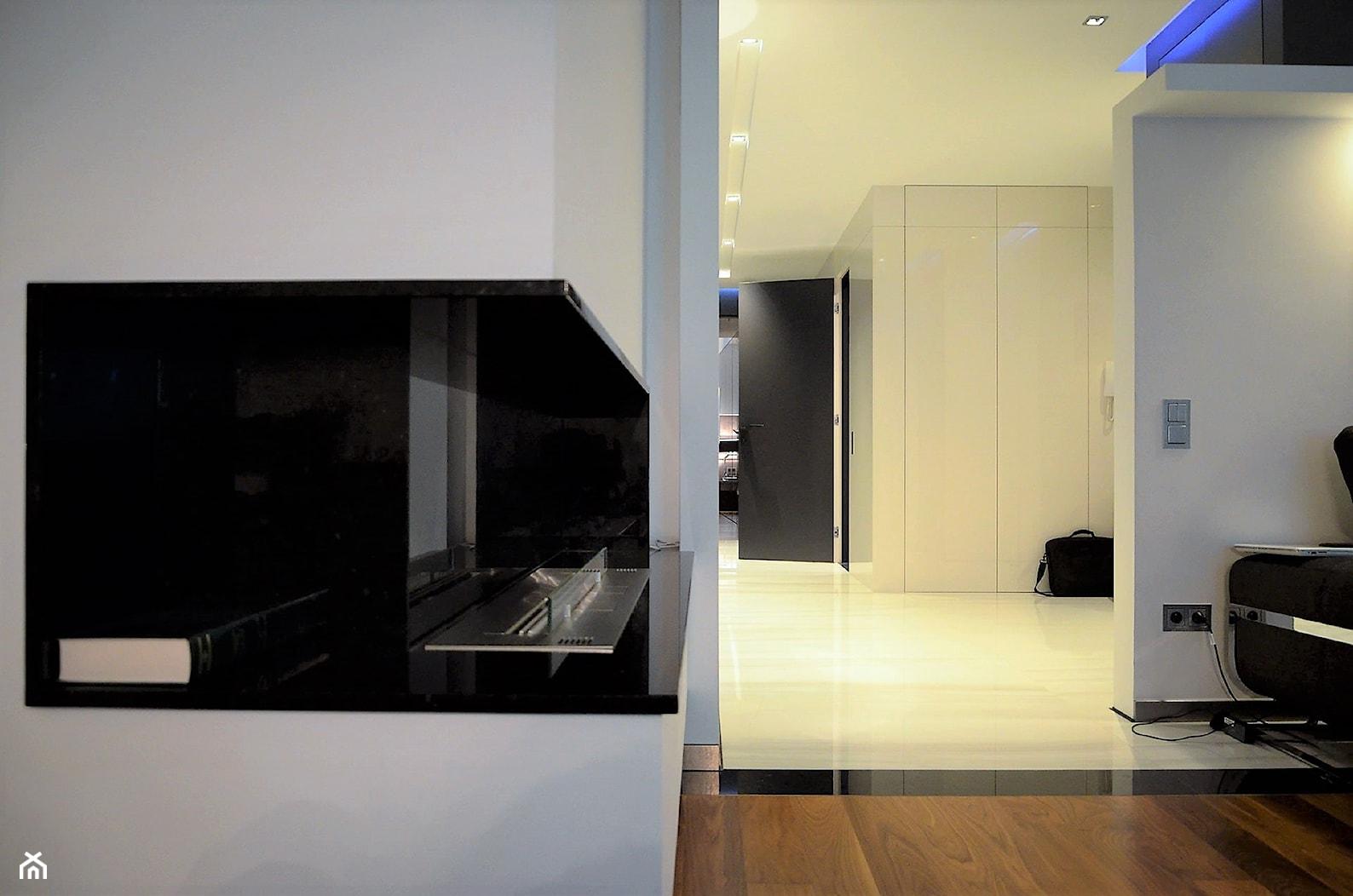 Penthouse Wilanów - Kuchnia - zdjęcie od BAUART STUDIO Pracownia Architektury - Homebook