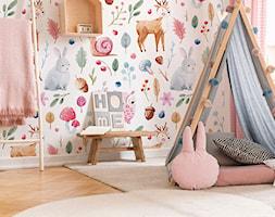 Bajkowy i kolorowy pokój dziecięcy - zdjęcie od REDRO - Homebook