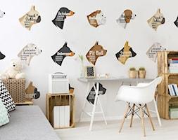 Pokój młodzieżowy w stylu nowoczesnym - zdjęcie od REDRO