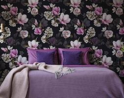 Fototapeta kwiaty na ciemnym tle - zdjęcie od REDRO - Homebook