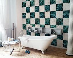Fototapeta imitująca marmurowe płytki - zdjęcie od REDRO - Homebook