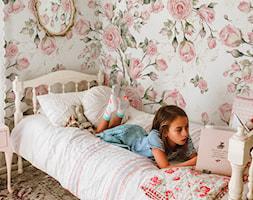 Fototapeta rustykalne róże - zdjęcie od REDRO - Homebook