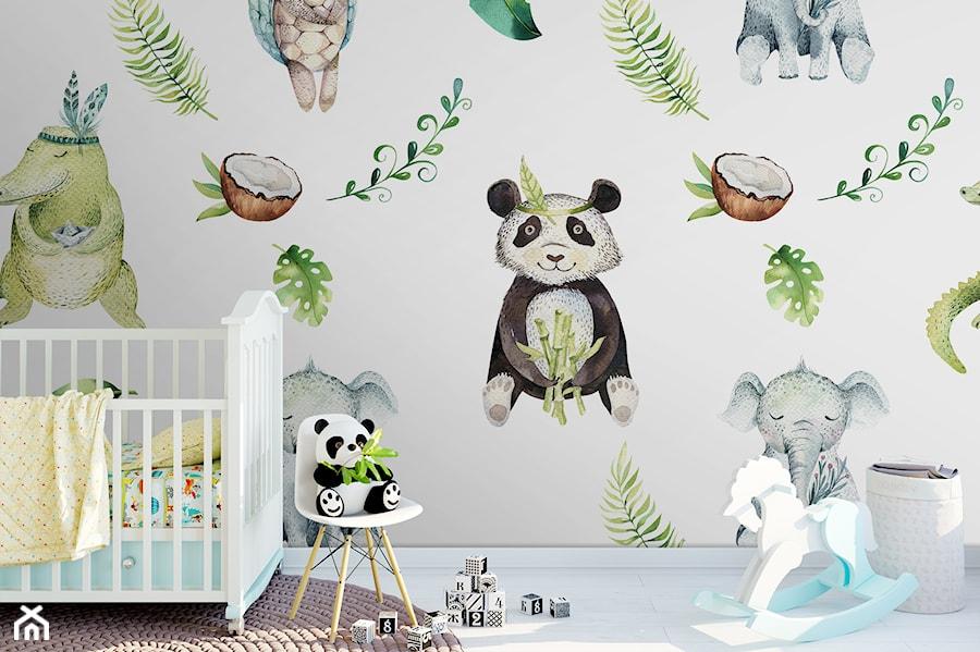 Pokój dziecięcy w bajkowym stylu - zdjęcie od REDRO