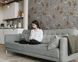 Fototapeta gałązki bawełny - zdjęcie od REDRO - Homebook