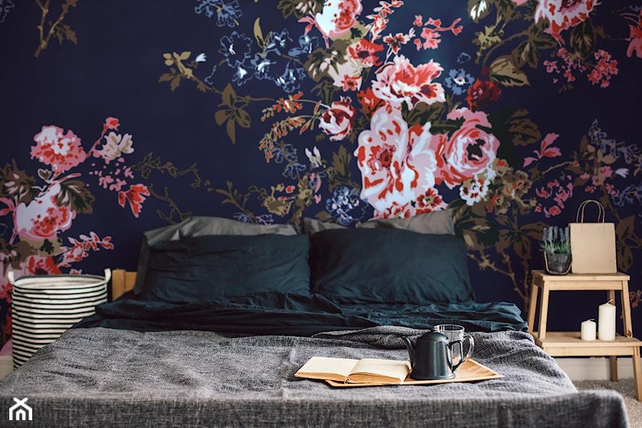 Fototapeta Do Sypialni Kwiaty
