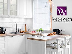REALIZACJA WARSZAWA KUCHNIA KLASYCZNA www.meblewach.com.pl MEBLE WACH - zdjęcie od Meble Wach - KUCHNIE - SZAFY I GARDEROBY - ŁAZIENKI - Meble na zamówienie
