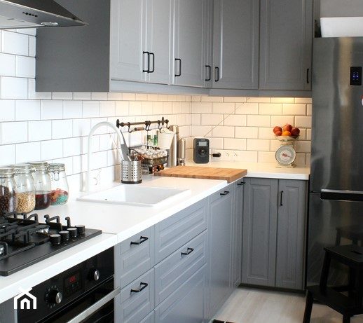 kuchnia 8m2  zdjęcie od Ola Czoska -> Kuchnia Weglowa Ola