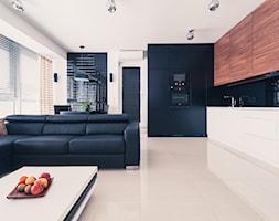 Prosta forma. - Kuchnia, styl nowoczesny - zdjęcie od The Origin - Interior Design - Homebook