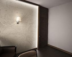 mieszkanie prywatne, ul. Stawki, Warszawa - Biuro, styl klasyczny - zdjęcie od Mastermania manufaktura wnętrz