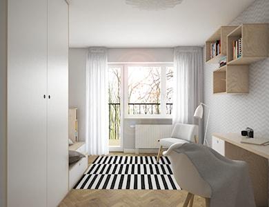 Pokój dziecka styl Skandynawski - zdjęcie od Studio Monocco