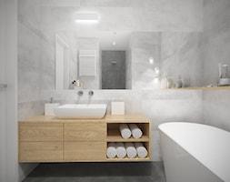Łazienka styl Minimalistyczny - zdjęcie od Studio Monocco
