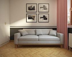 Gabinet i pokój gościnny. - zdjęcie od Studio Monocco