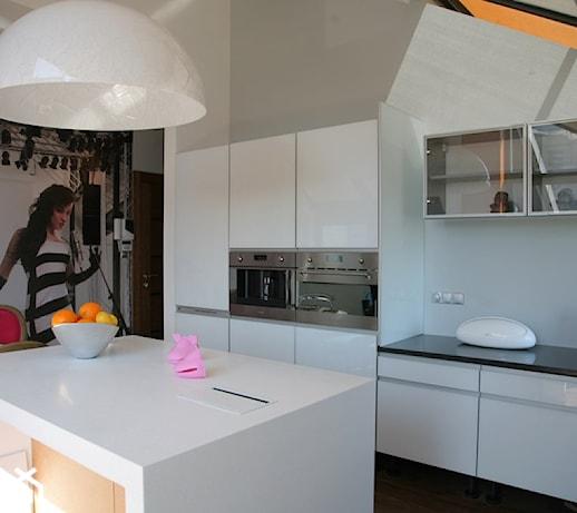 Dekoratornia Kuchnia Z Salonem Pomysły Inspiracje Z Homebook