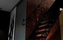 dom na Białołęce - projekt zrealizowany dla programu TV Dekoratornia - zdjęcie od bemydesign