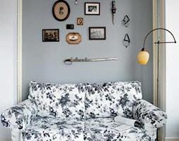 apartament na Stawki - projekt zrealizowany dla programu TV Dekoratornia - zdjęcie od bemydesign
