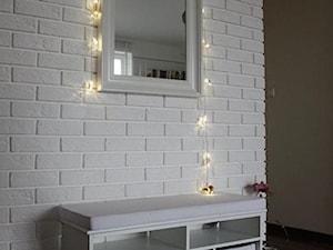 mieszkanie na Tarchominie - projekt zrealizowany dla programu TV Dekoratornia - zdjęcie od bemydesign