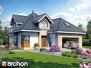 Projekt domu ARCHON+ Dom w rukoli (G2N)