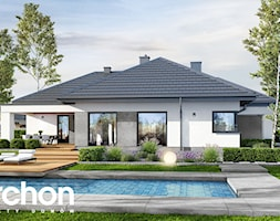Dom w renklodach 6 (G2) - zdjęcie od ARCHON+ Biuro Projektów - Homebook