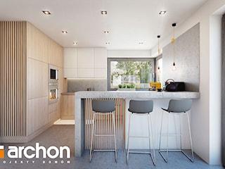 Projekt domu ARCHON+ Dom w amorfach