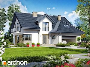 Projekt domu ARCHON+ Dom w kortlandach (G2)