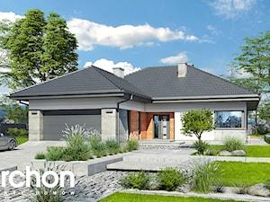 Projekt domu ARCHON+ Dom w żonkilach (G2)