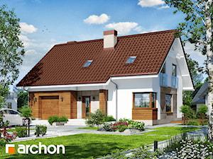 Projekt domu ARCHON+ Dom w jabłonkach 6